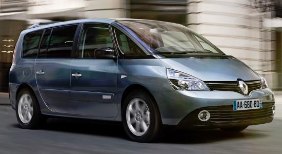 Renault Espace 4 (2002-2014) на IronHorse.ru ©