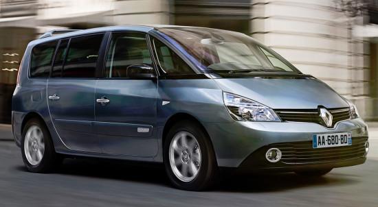 Renault Espace 4 (2010-2014)