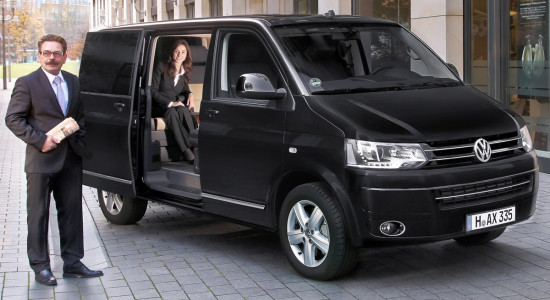 Volkswagen Multivan Business (T5) на IronHorse.ru ©
