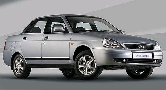 Lada Priora 2007-2010