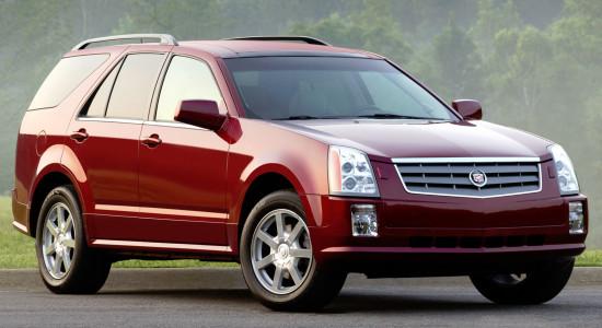 Cadillac SRX 1 (2004-2010) на IronHorse.ru ©