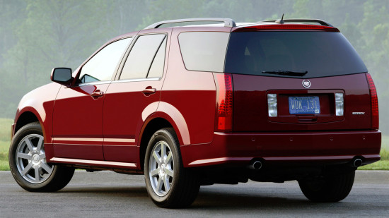 Cadillac SRX 1 (2004-2010)