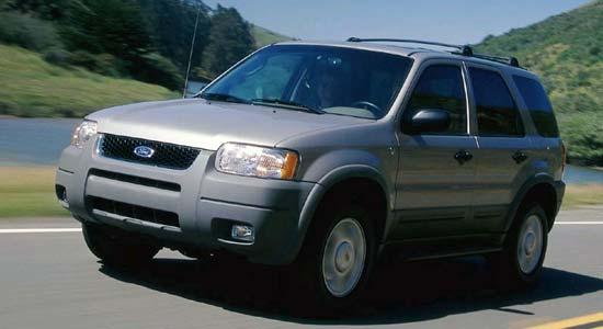 Автомобиль Ford Maverick
