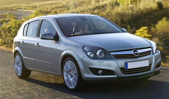 хэтчбек Opel Astra H Family
