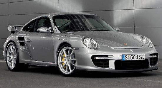 Porsche 911 GT2 (997) на IronHorse.ru ©