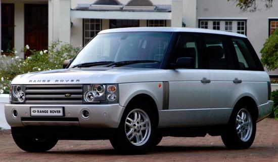 Range Rover 3 (L322) 2002-2006