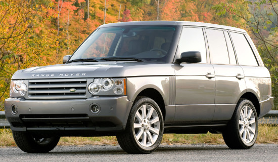 Range Rover 3 (L322) 2006-2009