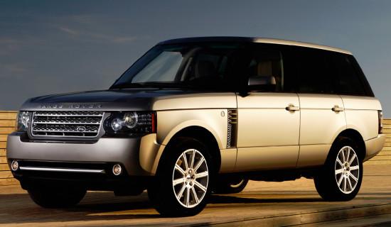 Range Rover 3 (L322) 2009-2012