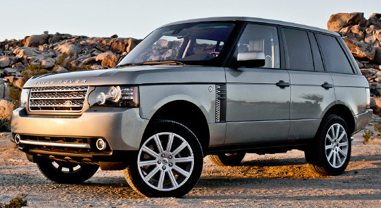 Range Rover 3 (2002-2012) на IronHorse.ru ©
