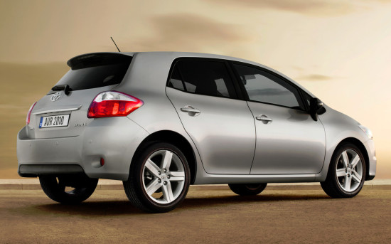 Toyota Auris 1 (2006-2012)