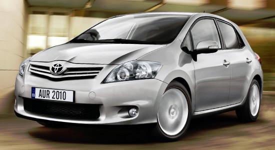 Toyota Auris (E150, 2006-2012) на IronHorse.ru ©
