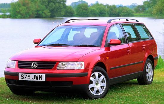 универсал Volkswagen Passat B5 (1996-2000)