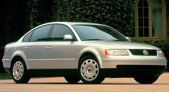 Volkswagen Passat B5 (1996-2000)