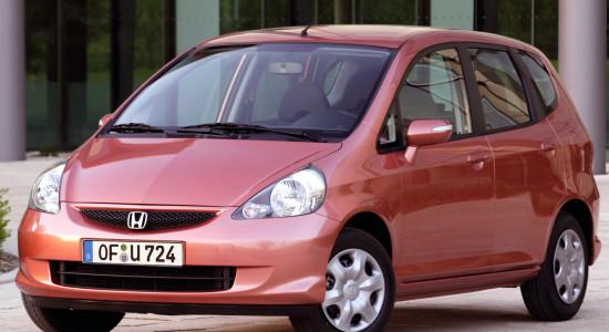 Honda Jazz 1 (2001-2008) на IronHorse.ru ©