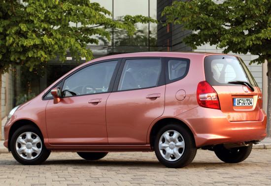Хонда Джаз 1 2005-2008