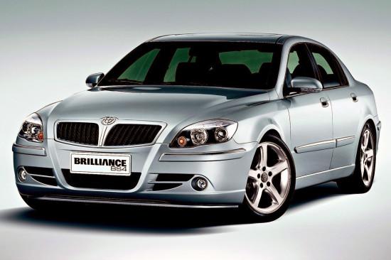 Брилианс М2 (БС4) 2007-2010