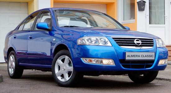 Nissan Almera B10 Classic