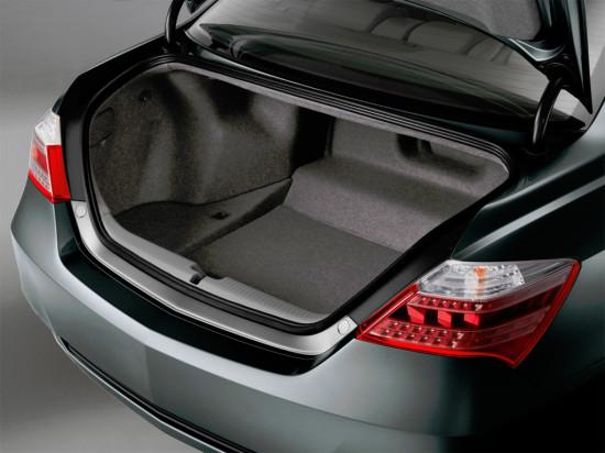 багажное отделение Honda Legend 4