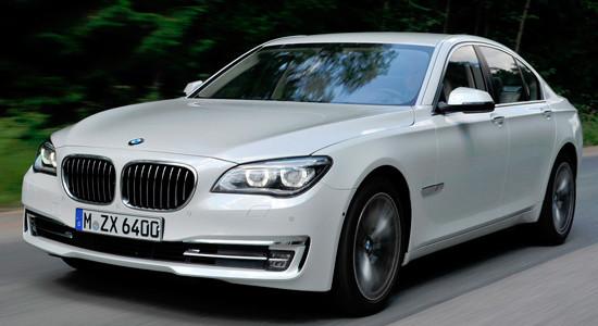 BMW 7-series (F01) на IronHorse.ru ©