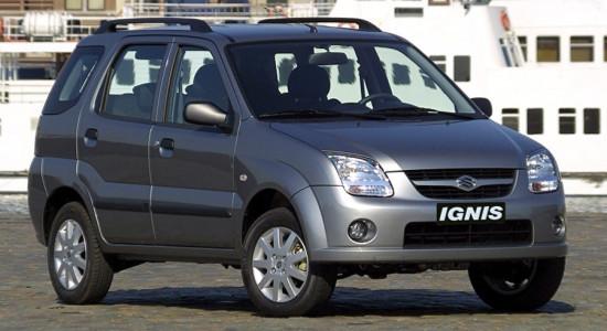 Suzuki Ignis 2 (2003-2008) на IronHorse.ru ©