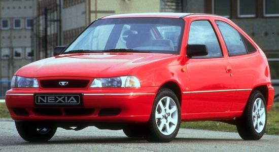 Daewoo Nexia I Hatchback