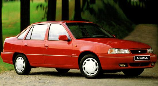 Daewoo Nexia I Sedan