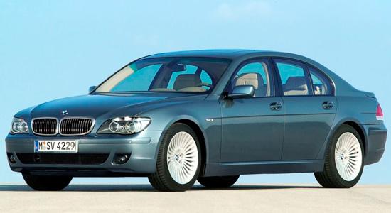 BMW 7-Series E65