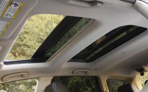 Nissan Murano 2009 - крыша