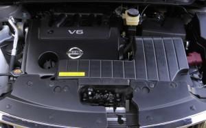 Nissan Murano - движок