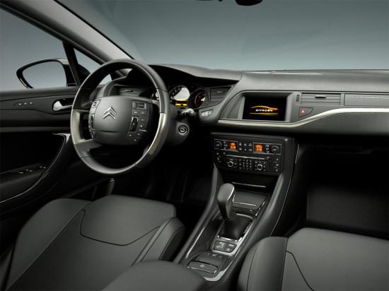 интерьер салона Citroen C5 2-го поколения