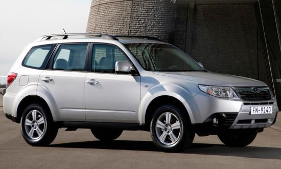 Subaru Forester 3 SH