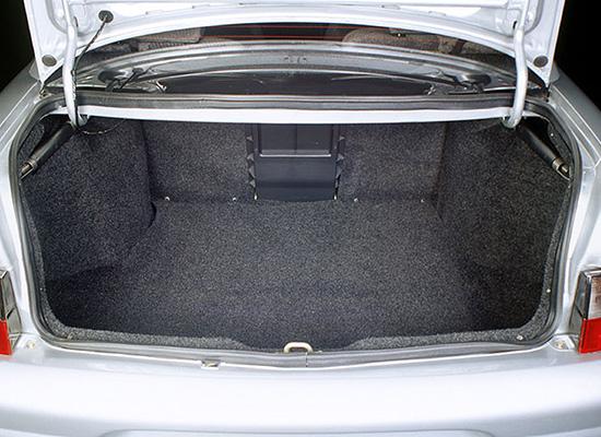 багажник Lada 110