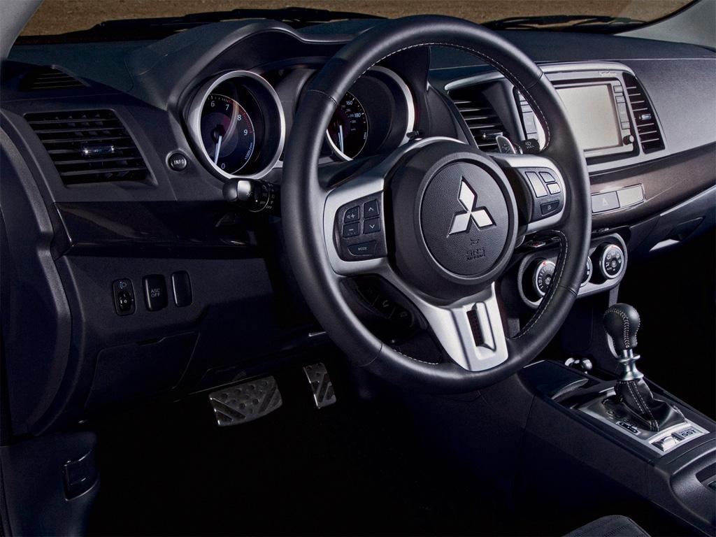 Ёлемент салона Mitsubishi Motors EVO 10 EVO - фото 2