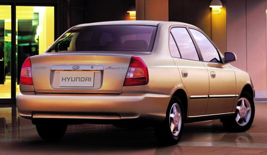 Hyundai Accent 2 Sedan