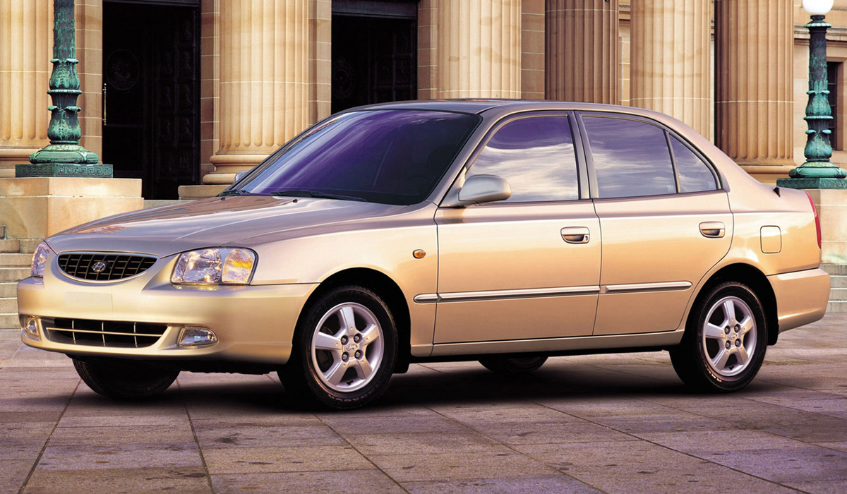 Hyundai Accent (ТагАЗ)