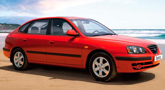 хэтчбек Hyundai Elantra XD