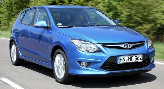 Hyundai i30 (2007-2012) на IronHorse.ru ©