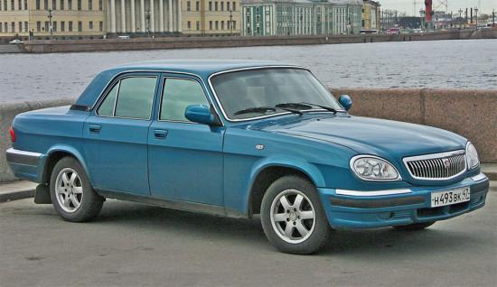 ГАЗ-31105 Волга (2004-2008)