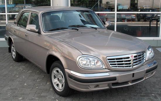 ГАЗ-31105 Волга (2008-2010)