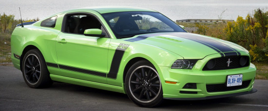 Ford Mustang 5 Boss 302