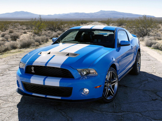 Ford Mustang 5 Shelby GT500