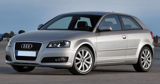Audi A3 (8P) на IronHorse.ru ©