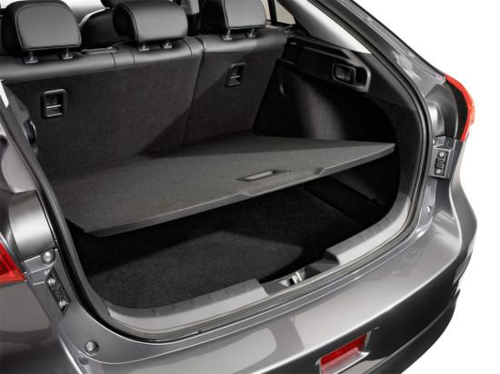 багажное отделение Mitsubishi Lancer Sportback X