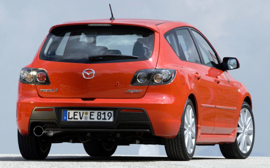 Mazda 3 MPS (BK) 2006-2009