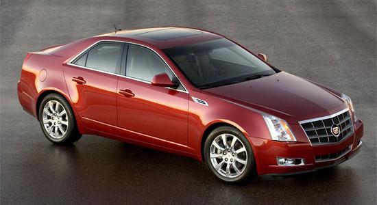 Cadillac CTS II (2008-2013) на IronHorse.ru ©