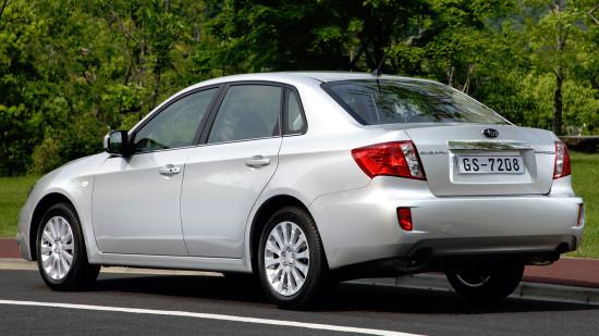 Subaru Impreza III GE Sedan