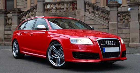 Audi RS6 Avant (C6) на IronHorse.ru ©