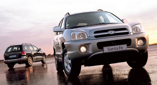 Hyundai Santa Fe 1 Classic на IronHorse.ru ©