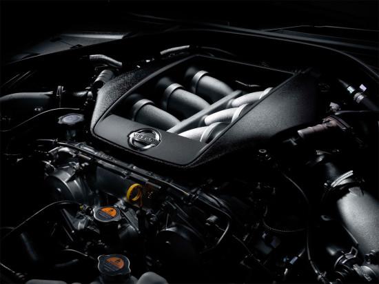 мотор GTR SpecV R35