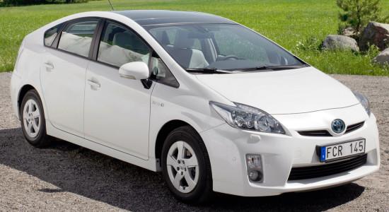 Toyota Prius 3 (2009-2015) на IronHorse.ru ©